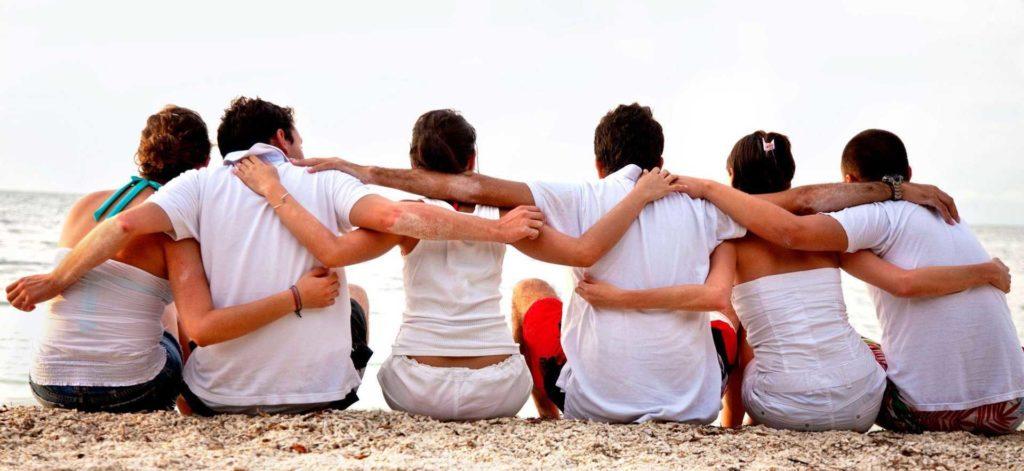 Abraço-Amigos